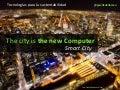 Smart City - Ciudades Sostenibles e Inteligentes.