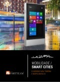 Smart Cities - Quiosques e Mupis Digitais