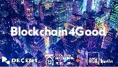 Blockchain 4 Good / Smart Cities