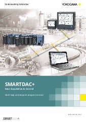 SmartDAC+ Data Acquisition and Control