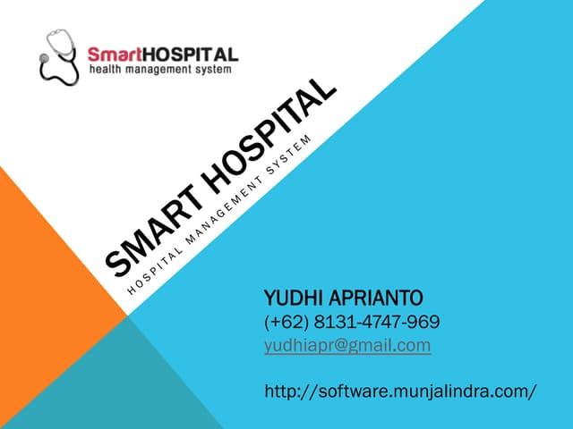 Smart Hospital, Munjalindra Software