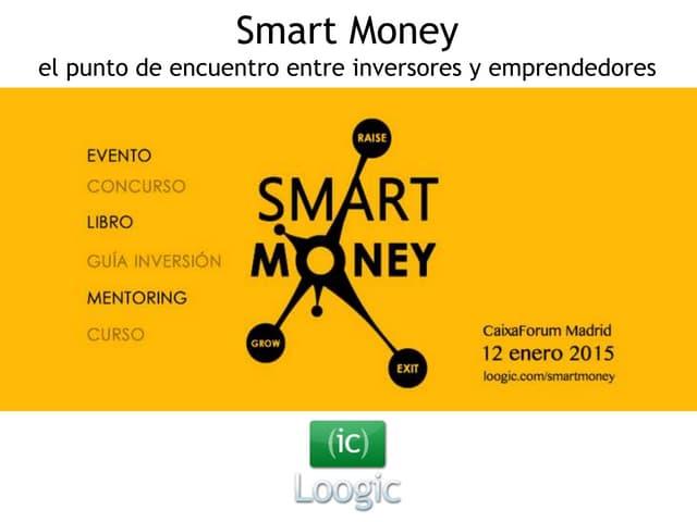 Smart Money Barcelona 4 mayo 2015
