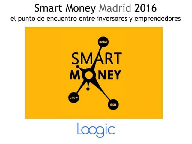 Smart Money Madrid 2016