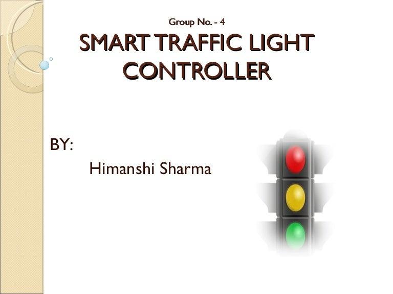 smart traffic light controller rh slideshare net 555 Timer Traffic Light Circuit 2-Way Traffic Light Circuit