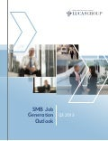 Q3 2013 SMB Job Generation Outlook Report