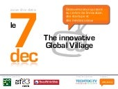 Social Media Club Lounge - The Innovative Global Village