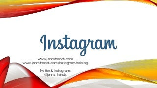 How Businesses Can Use Instagram - Social Media Day San Diego