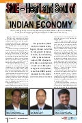Cover Story  SME - Heart And Soul of Indian Economy