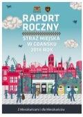 Straż Miejska w Gdańsku raport roczny 2014