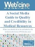 Medical Social Media Guide to Webicina.com