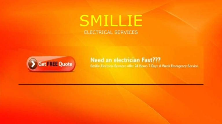 Electrician and Electrical contractors