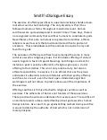 sample essay on the jewish holiday of passover smith s dialogue essay