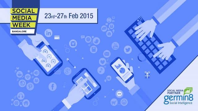 #SMWBangalore 2015 - Social Media Analytics Report