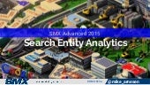 SMX Advanced 2015 - Semantic Entities