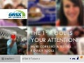 The 1st Tool is Attention: Hardcore SEO & Social Power Tools – SMX Toronto