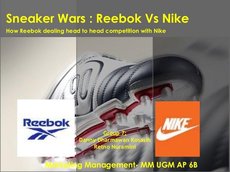 is reebok or nike