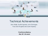 Soa4 all technical achievements final