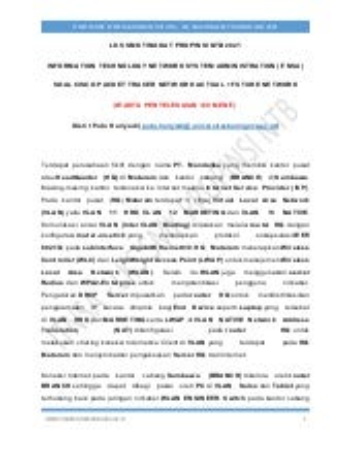Soal Network Actual & Future Network - ITNSA LKS SMK Tingkat Provinsi NTB 2021