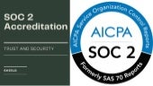 SOC 2 Accreditation   Trust and Security   Shield