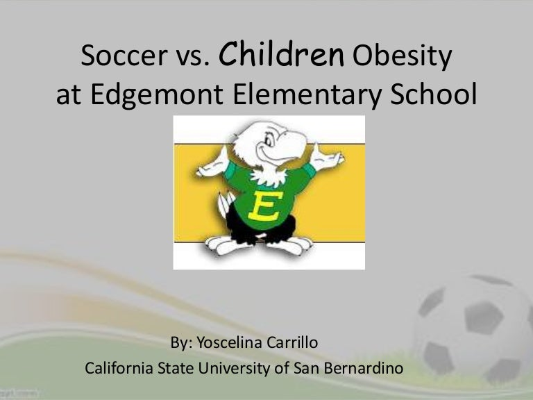 Obesity children san bernardino