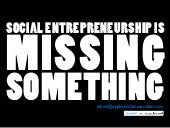 SocEnt is Missing Something