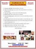 10 Things Mary Kay Consultants can do now to Attract More Referrals & Create Loyal Customers