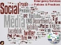 Social Media Policies and Practices for Emergency Services