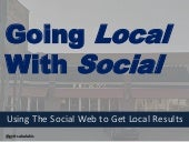 Going Local with Social