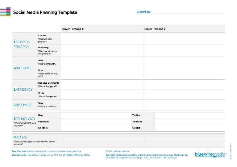 Doc600280 Media Plan Template A FREE downloadable media plan – Media Plan Template