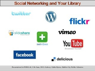 Social Networking and Your Library