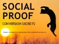 Social Proof Conversion Optimization Secrets