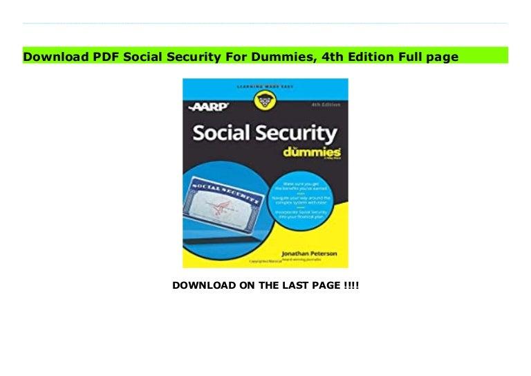 social security for dummies 4th edition 211003083506 thumbnail 4