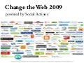 Social Actions' Change the Web Challenge