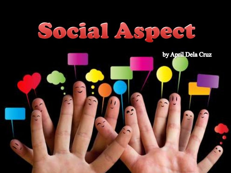 social aspect of personality development