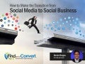 How to Make the Transition from Social Media to Social Business by Bernie Borges