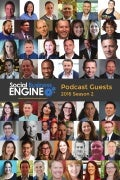 Social Business Engine Podcast 2016 Infographic