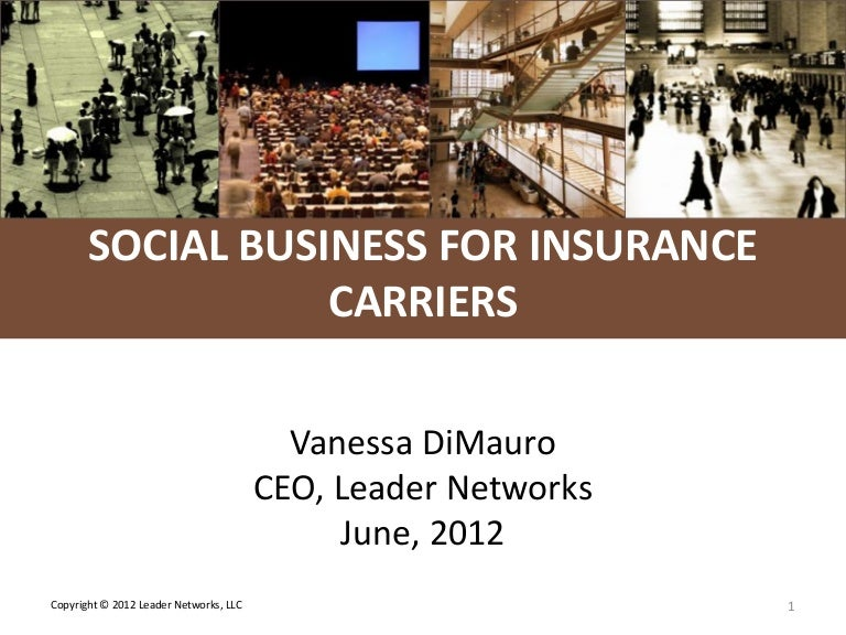 Business Insurance Carriers