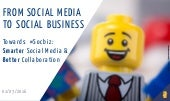 From Social Media to Social Business