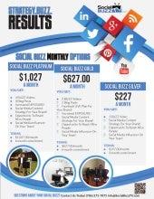 Social Media Marketing Miami - Social Media Video Packages