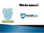 SocialBuzzUniversity.com - Non-Profits and Social Media : Social Good