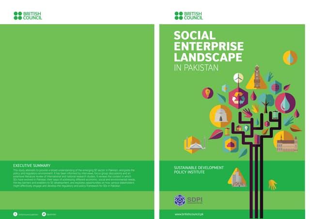 Social Enterprise Landscape