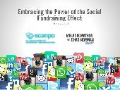 Embracing the Power of the Social Fundraising Effect