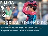 Webinar: Social Media + P2P Fundraising: A Case Study w/ CASA of Travis County