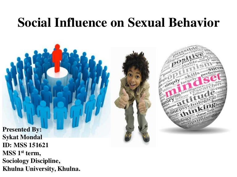 social influences on human behaviour essay Behavioral and social influences on food choice  the assumption that knowledge shapes behavior may ap-  behavioral and social influences on food.