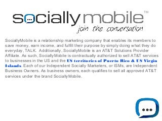 Socially Mobile New Unlimited Prepaid Plans MVNO