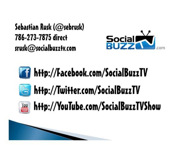 Social Media - Focus on the 'How'