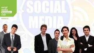 Social media advertising #SMBClub The Social Media Business Club 18 Dec 2013