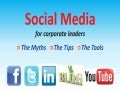 Social Media Guide for Corporate Sector