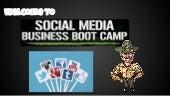 Social Media Business Boot Camp 2015 with Sebastian Rusk