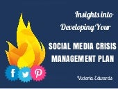 Insights into Developing Your Social Media Crisis Management Plan